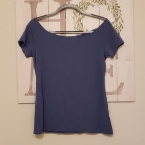 Off the shoulder Old Navy tee